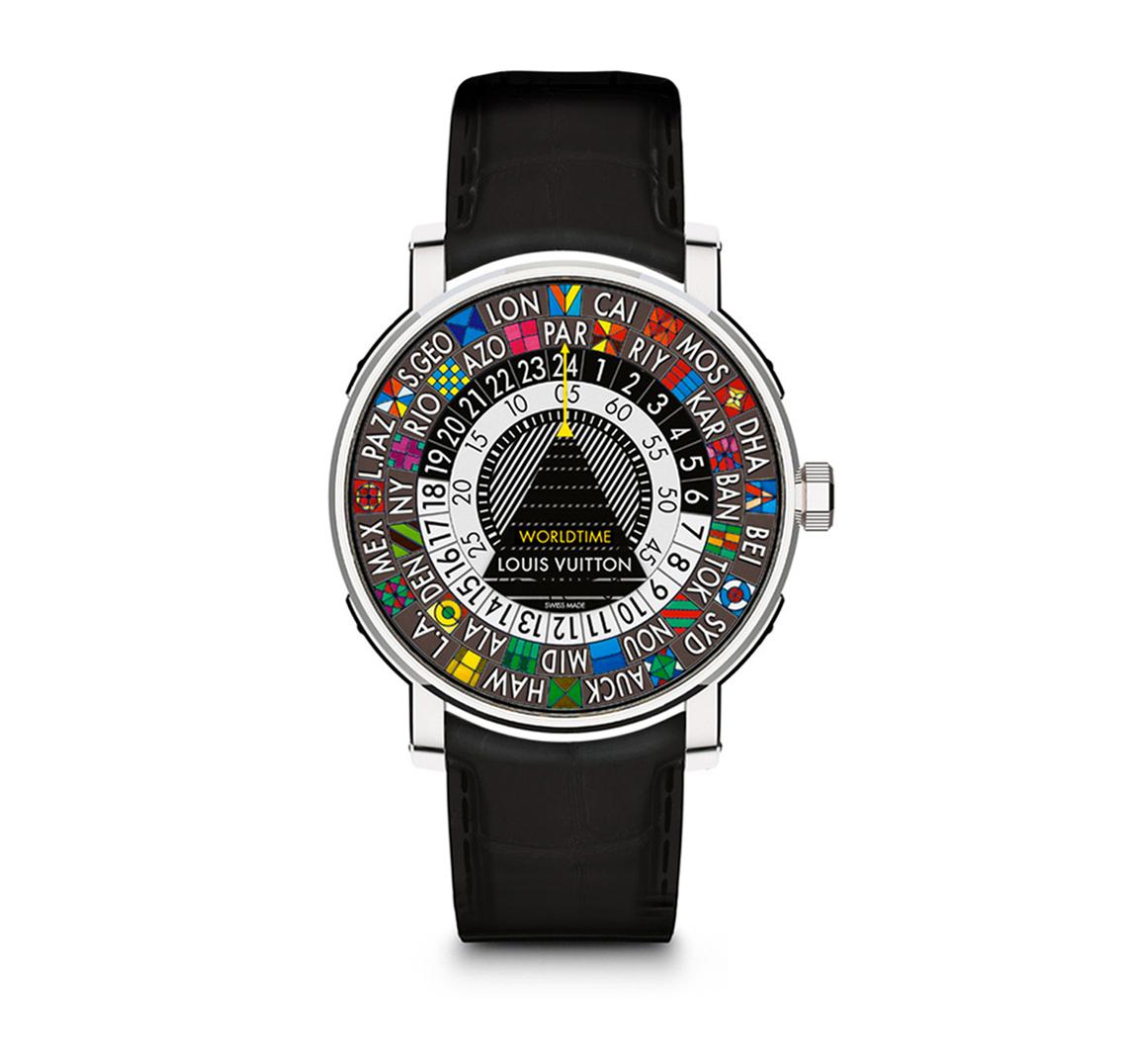 Worldtime dial : Worldtime dial