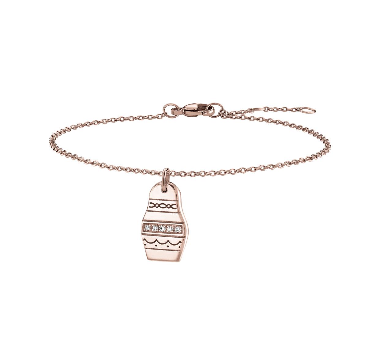 Bracelet Jolie Poupée : Bracelet Jolie Poupée