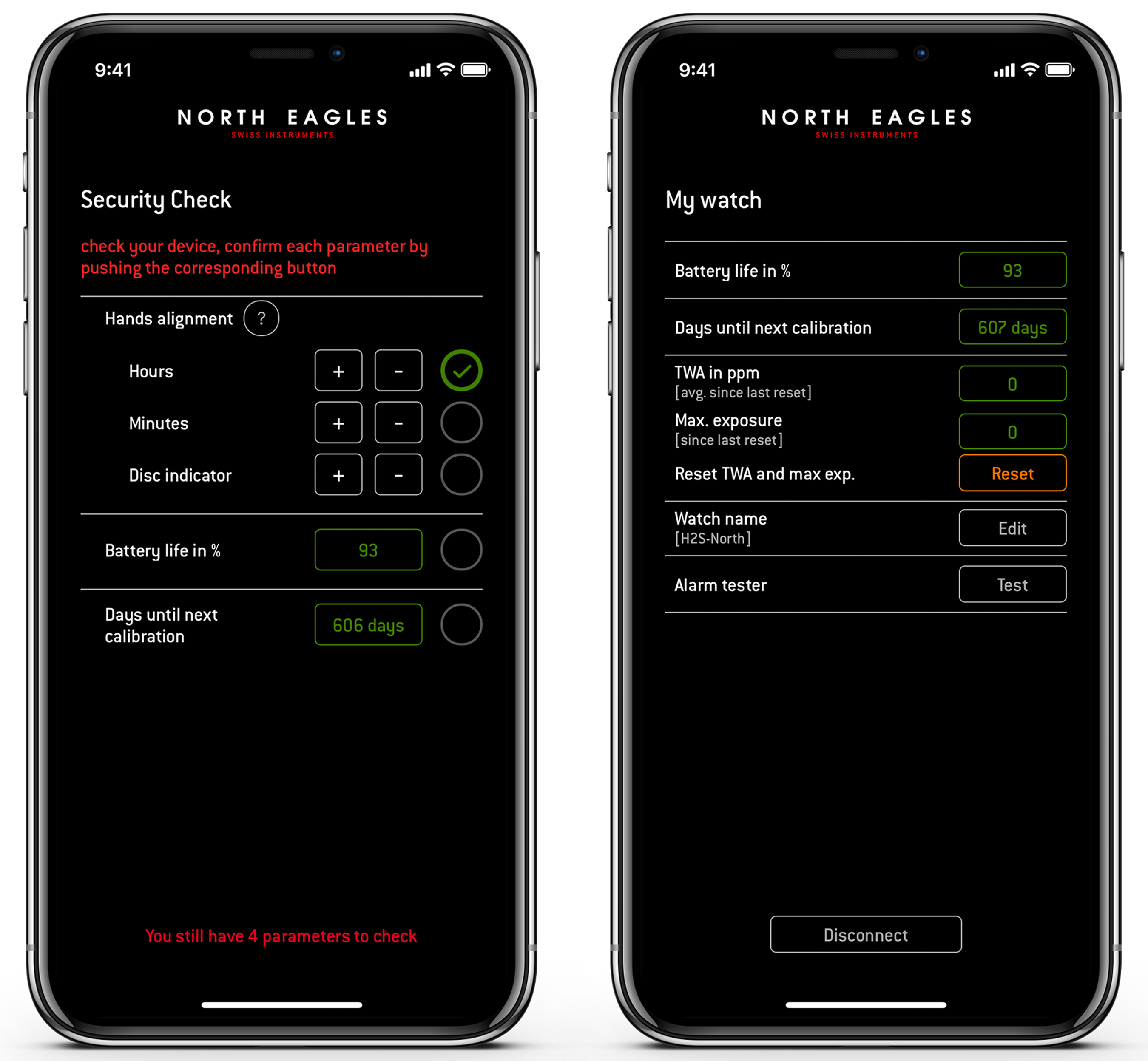 H2S mobile app UI design : H2S mobile app UI design