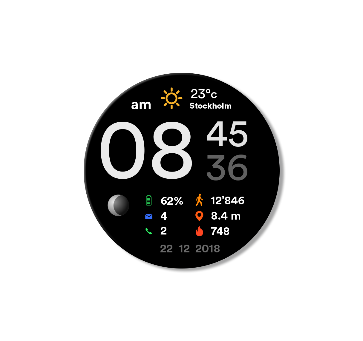 Manager Watch Face : Manager Watch Face